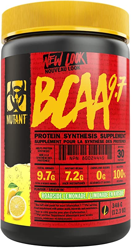 Mutant BCAA 9.7 Roadside Lemonade 90 serve