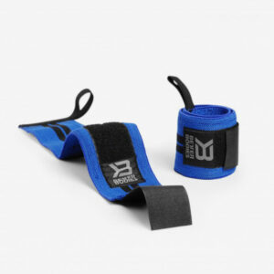 Better Bodies Wrist Wrap 18 Inches Blue