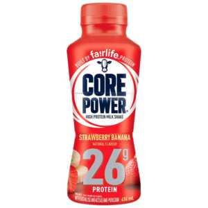 Core Power Strawberry Banana RTD