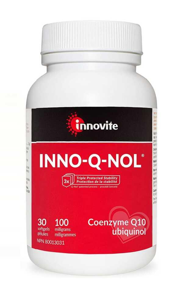 Innovite Inno-Q-Nol 100mg 30cap