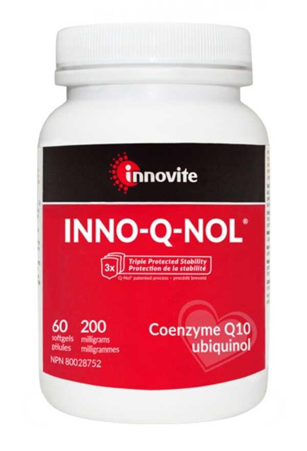 Innovite INNO-Q-NOL 200mg 60caps