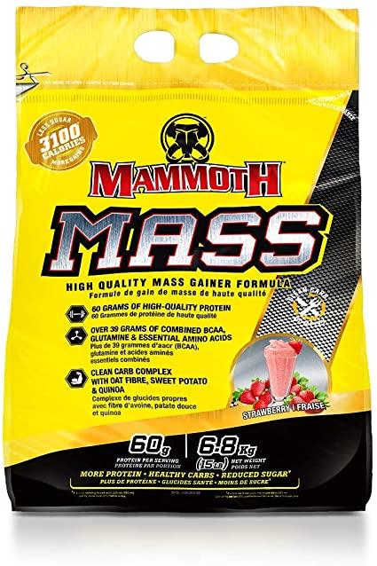 Mammoth Mass 15lb Strawberry