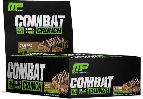 MusclePharm Combat Crunch S'Mores