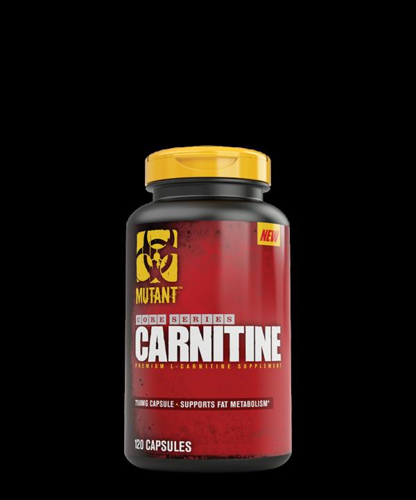 Mutant L-Carnitine 120 cap