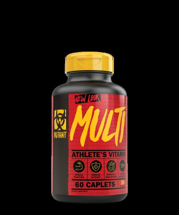 Mutant Multivitamin 60 tab