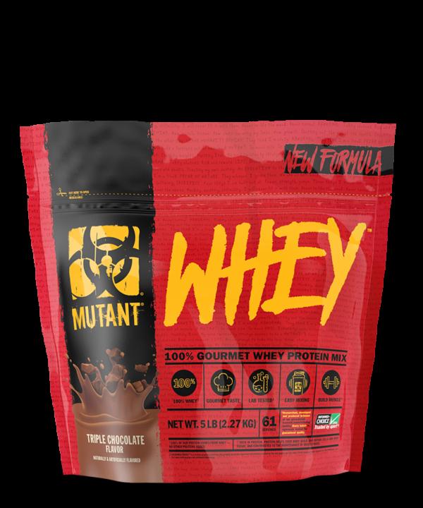 Mutant Whey Cookies & Cream 5lb