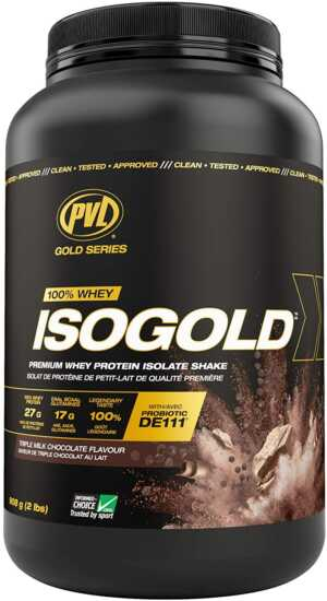 PVL IsoGold Chocolate 2lb