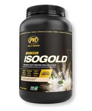 PVL IsoGold Vanilla 2lb