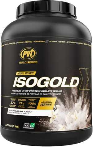 PVL IsoGold Vanilla 5lb
