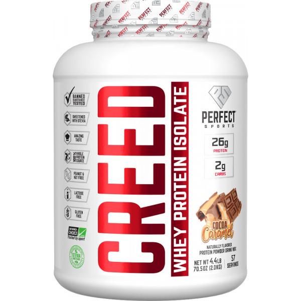 Perfect Sports Creed Cocoa Caramel 4.4lb