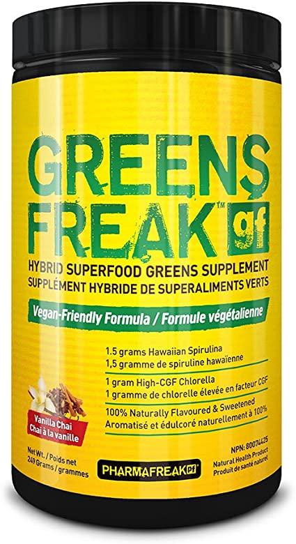 Pharma Freak Greens Freak Vanilla Chai 30 serve