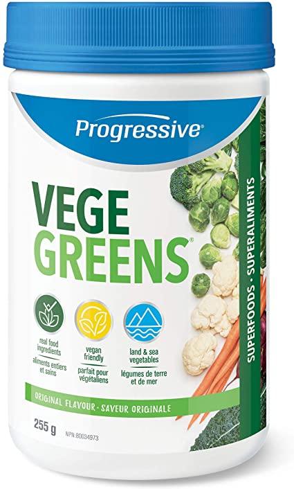 Progressive VegeGreens Original 255g