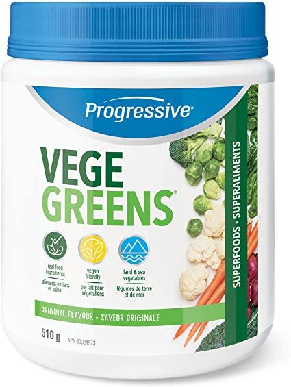 Progressive VegeGreens Original 510g