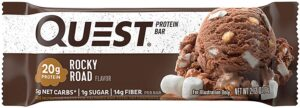 Quest Bar 60g Rocky Road