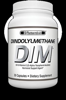SD Pharmaceuticals DIM 90cap