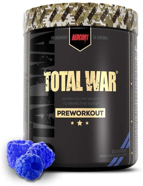 Total War Blue Raspberry