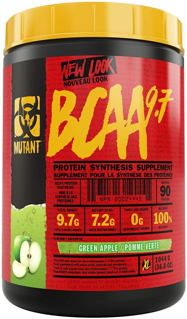 Mutant BCAA 9.7 Green Apple 90 serve