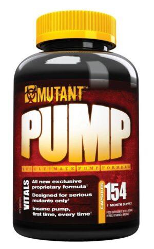 Mutant Pump 154 Cap