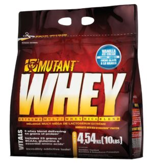 Mutant Whey Vanilla Ice Cream 10lb