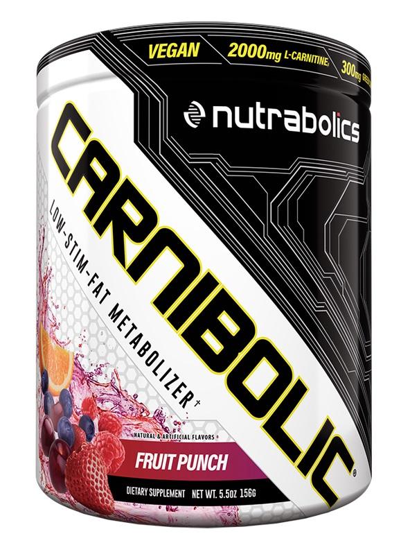 Nutrabolics Carnibolic Fruit Punch