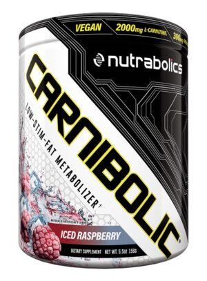 Nutrabolics Carnibolic Iced Raspberry