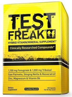 Pharma Freak Test Freak