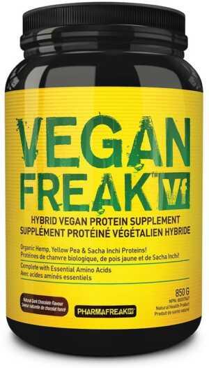 Pharma Freak Vegan Freak Natural Dark Chocolate