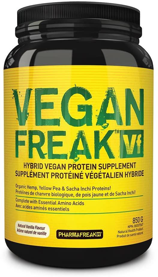 Pharma Freak Vegan Freak Natural Vanilla