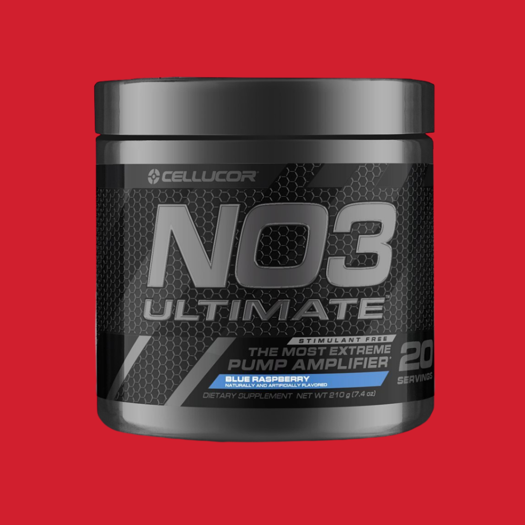 preworkout with creatine and nitric oxide support