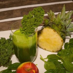 Greens for optimal workout performance