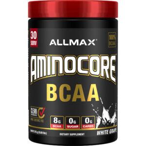 Product Image: Allmax Aminocore White Grape (30 Serve)