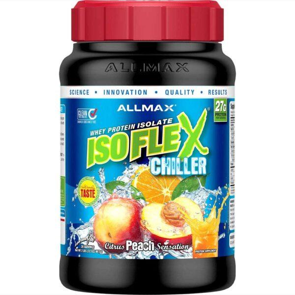 Allmax Isoflex Chiller Citrus Peach 2lb