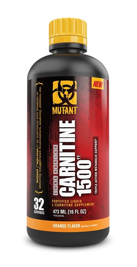Mutant L-Carnitine Liquid Fruit Punch
