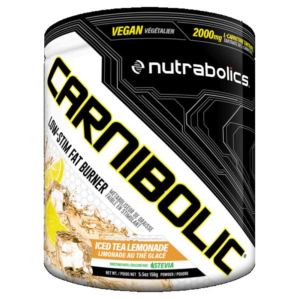 Nutrabolics Carnibolic Iced Tea Lemonade 30 serve