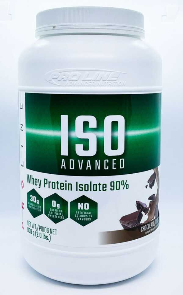 PROLINE ISO CHOCOLATE 2LB