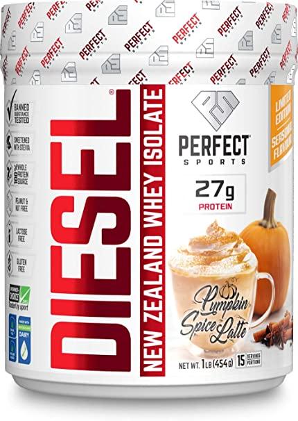 Perfect Sports Diesel Pumpkin Spice Latte 1lb