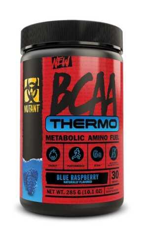 Mutant BCAA Thermo Blue Raspberry (30 serve)