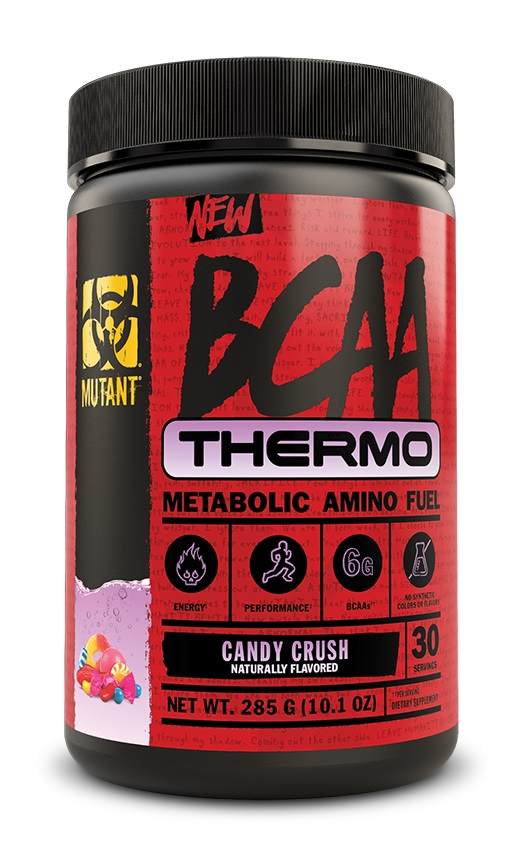 Mutant BCAA Thermo, Candy Crush (30 serve)