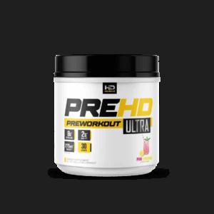PreHD Ultra Pink Lemonade