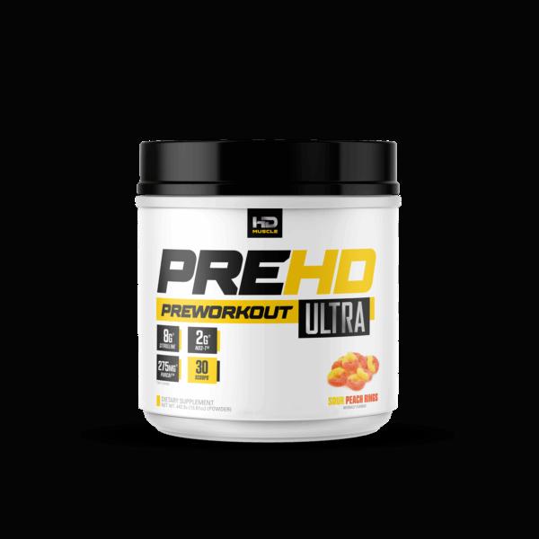 PreHD Ultra Sour Peach Rings