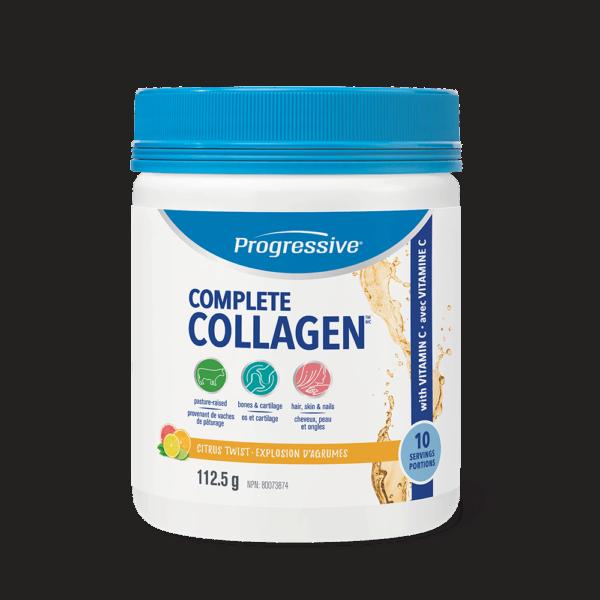 Progressive Complete Collagen Protein Citrus Twist 500g
