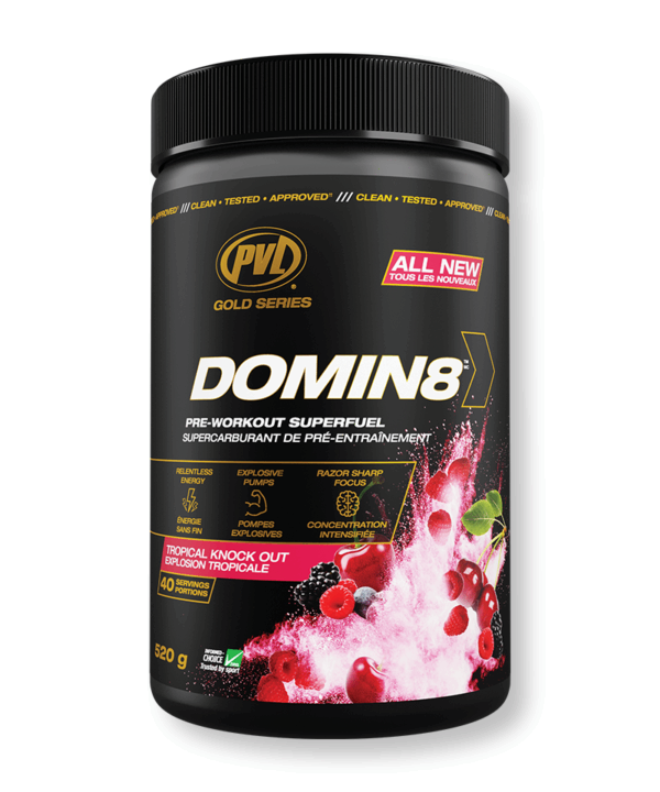 PVL Gold Series DOMIN8 Tropical Knock Out (520g)