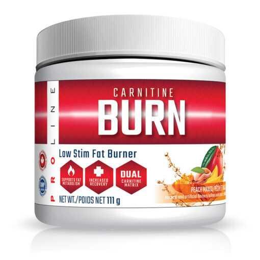 Proline Carnitine Burn Peach Mango 30 Serve